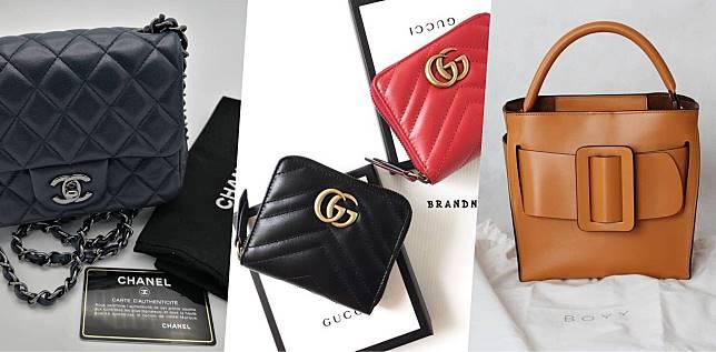 ร้านกระเป๋าแบรนด์เนมมือสอง sfbrandname ที่มีให้เลือกหลายหลายรูปแบบ